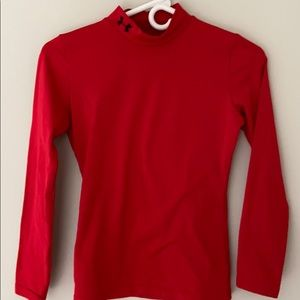 Under Armour Performance Fitted Top Size Youth M